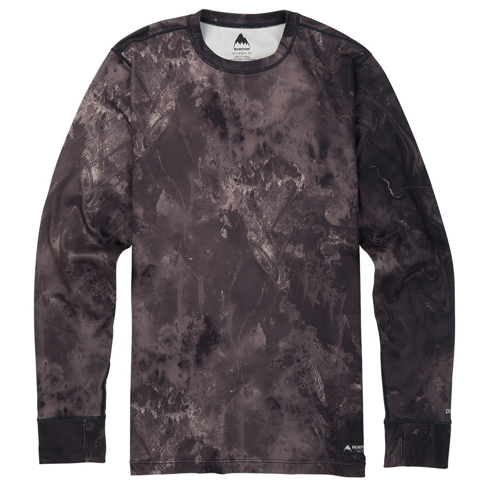 Burton Midweight Crew Baselayer Top (Men's) - Marble Galaxy