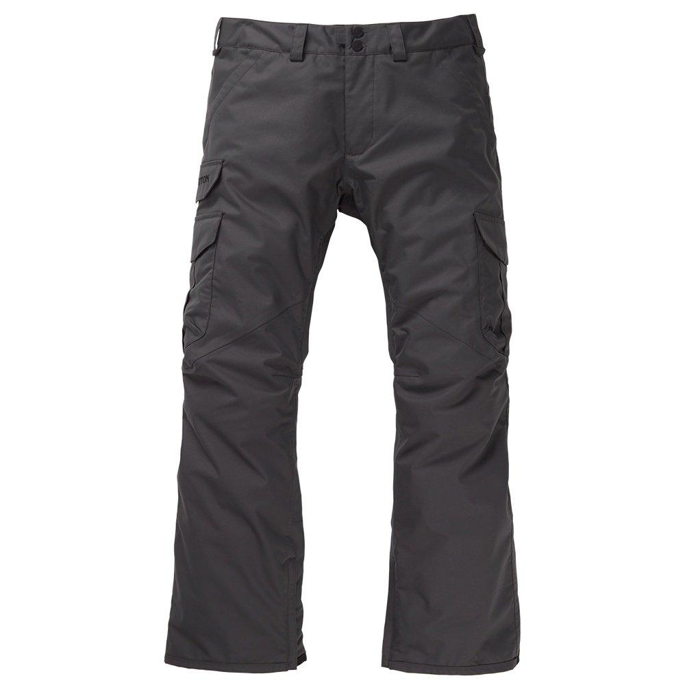 Burton Cargo Shell Snowboard Pant (Men's) - Iron