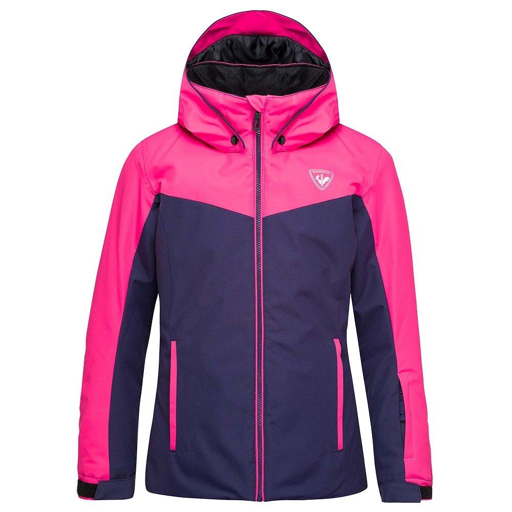 Rossignol Girl Insulated Ski Jacket (Girls') - Pink Fushia