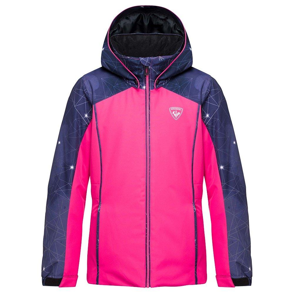 Rossignol Girl Fonction Print Insulated Ski Jacket (Girls') - Aquarella