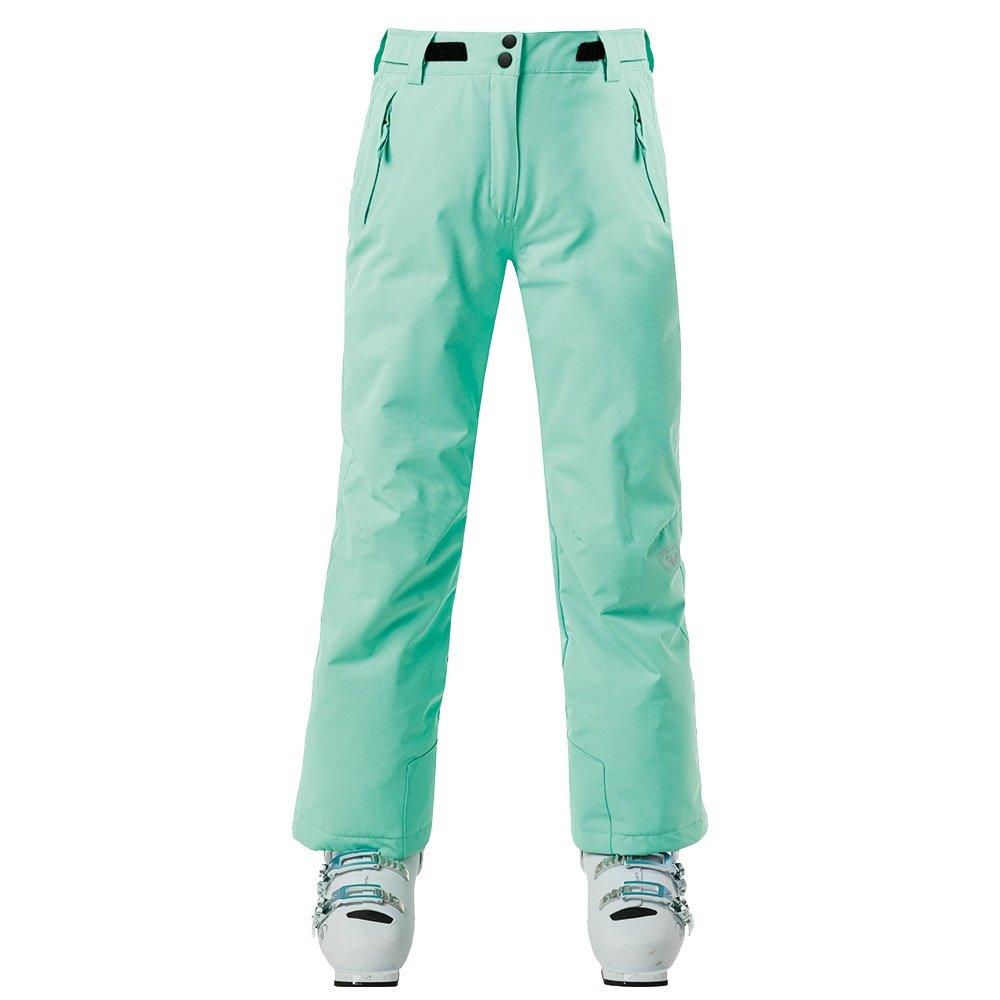 Rossignol Girl Insulated Ski Pant (Girls') - Mint