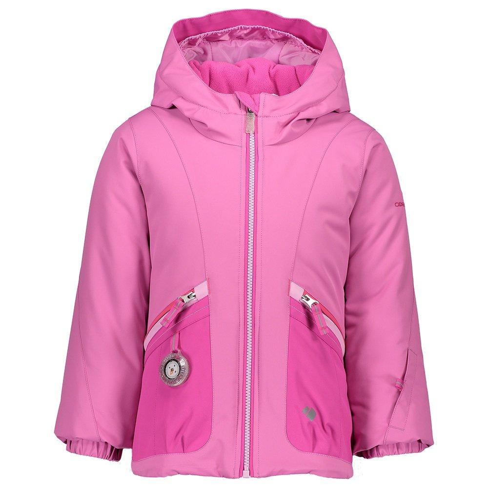 Obermeyer Glam Girl Insulated Ski Jacket (Little Girls') - Pinky Promise