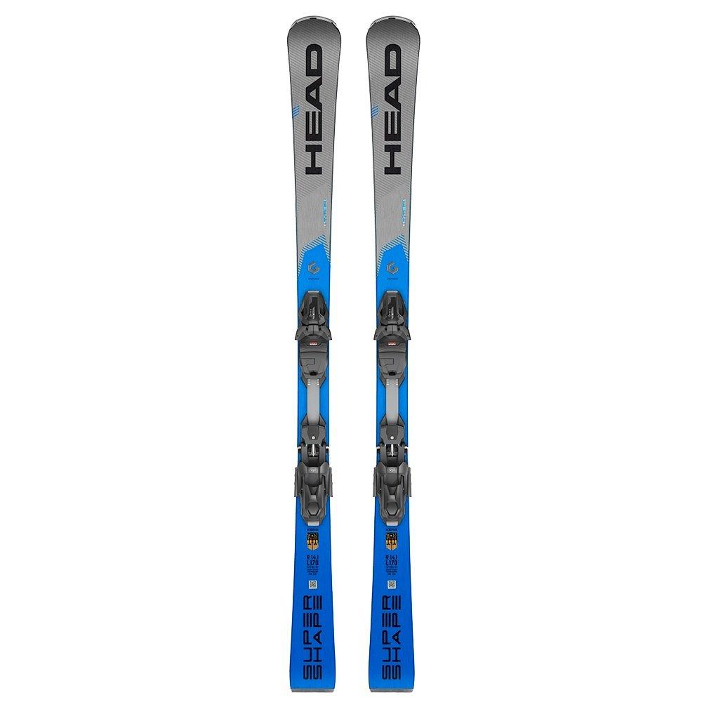 Head Supershape Titan Ski System with PRD 12 GW Bindings (Men's) -
