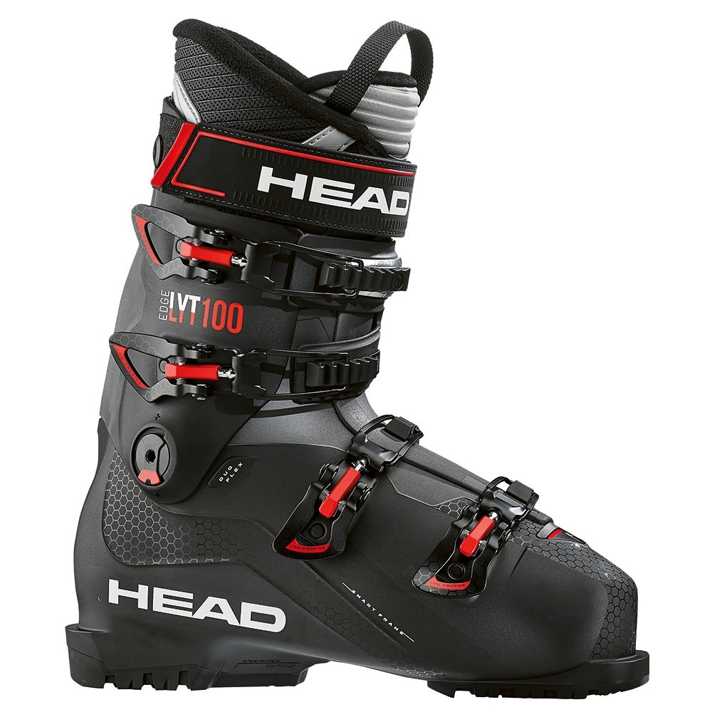 Head Edge LYT 100 Ski Boot (Men's) - Black/Red