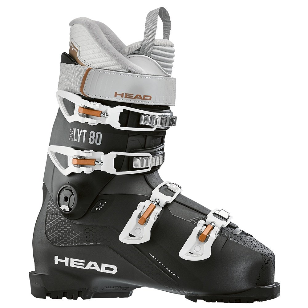 Head Edge LYT 80 Ski Boot (Women's) - Black/Copper