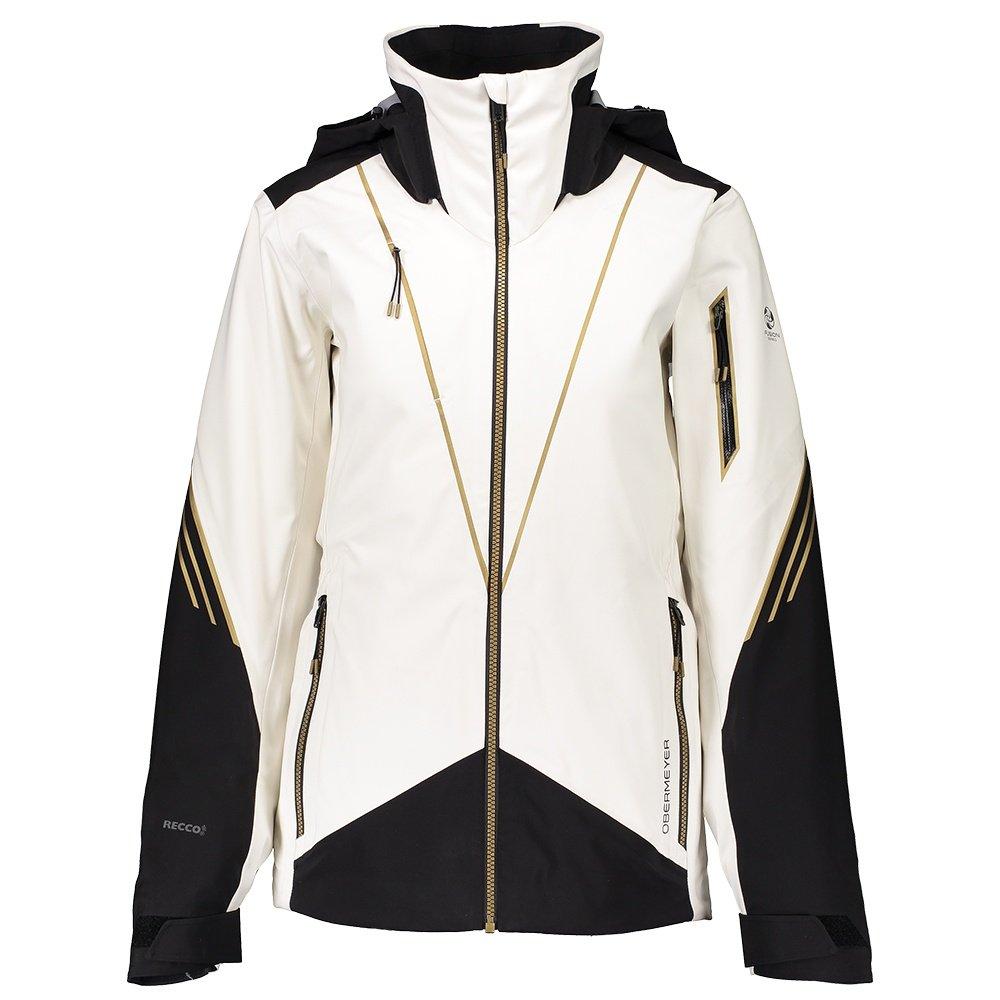 Obermeyer Akamai 3L Shell Ski Jacket (Women's) - Sheer Bliss