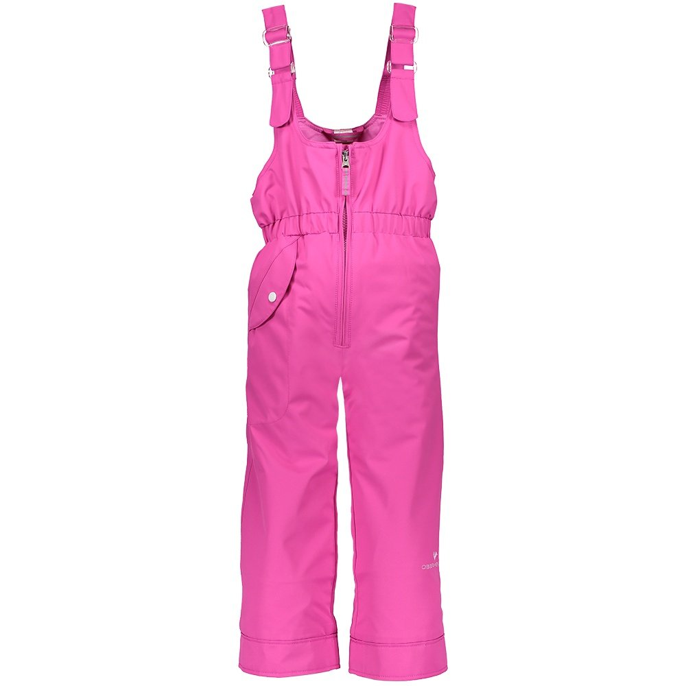Obermeyer Snoverall Insulated Ski Pant (Little Girls') - Berried Treasure
