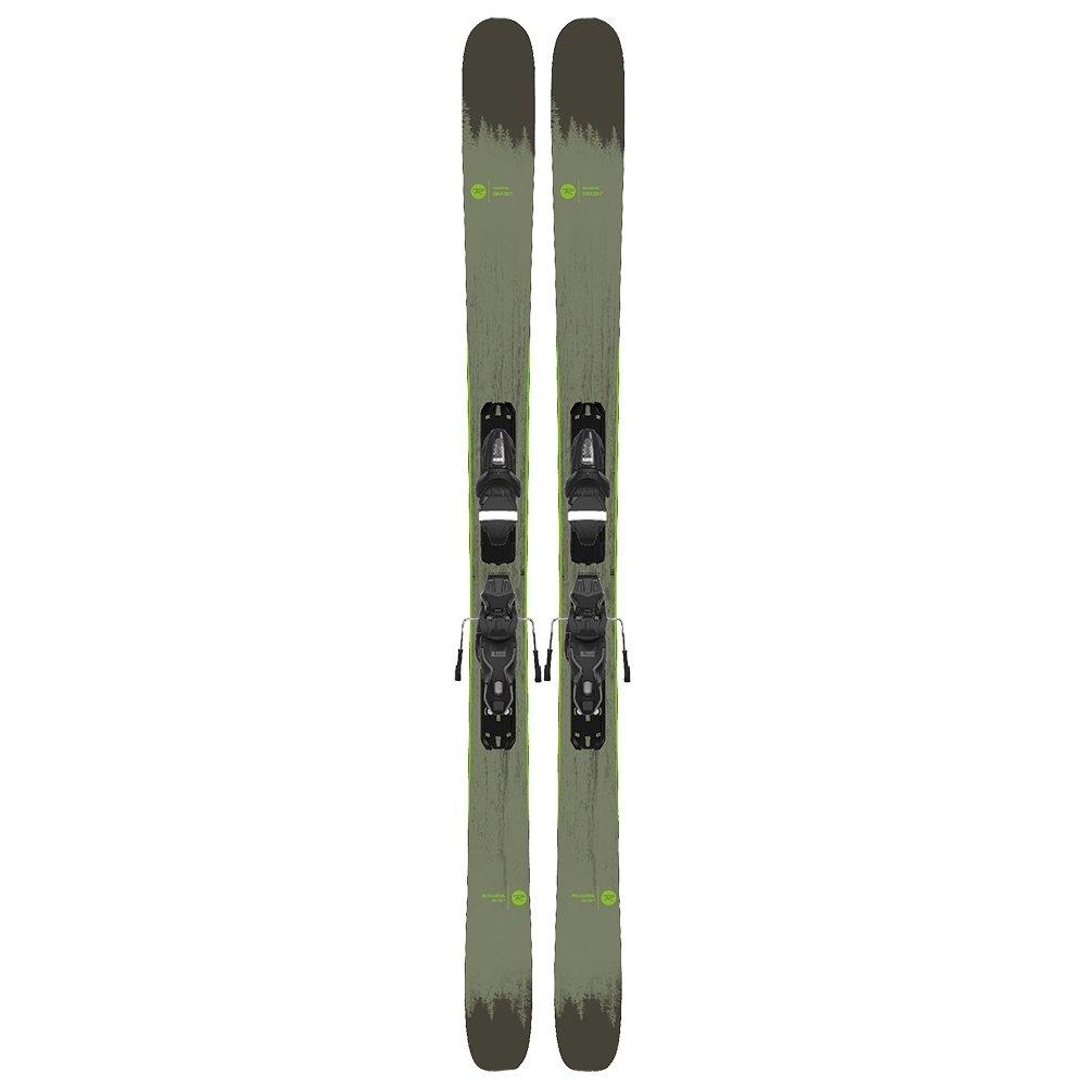 Rossignol Smash 7 Ski System with Xpress 10 Bindings (Men's) -