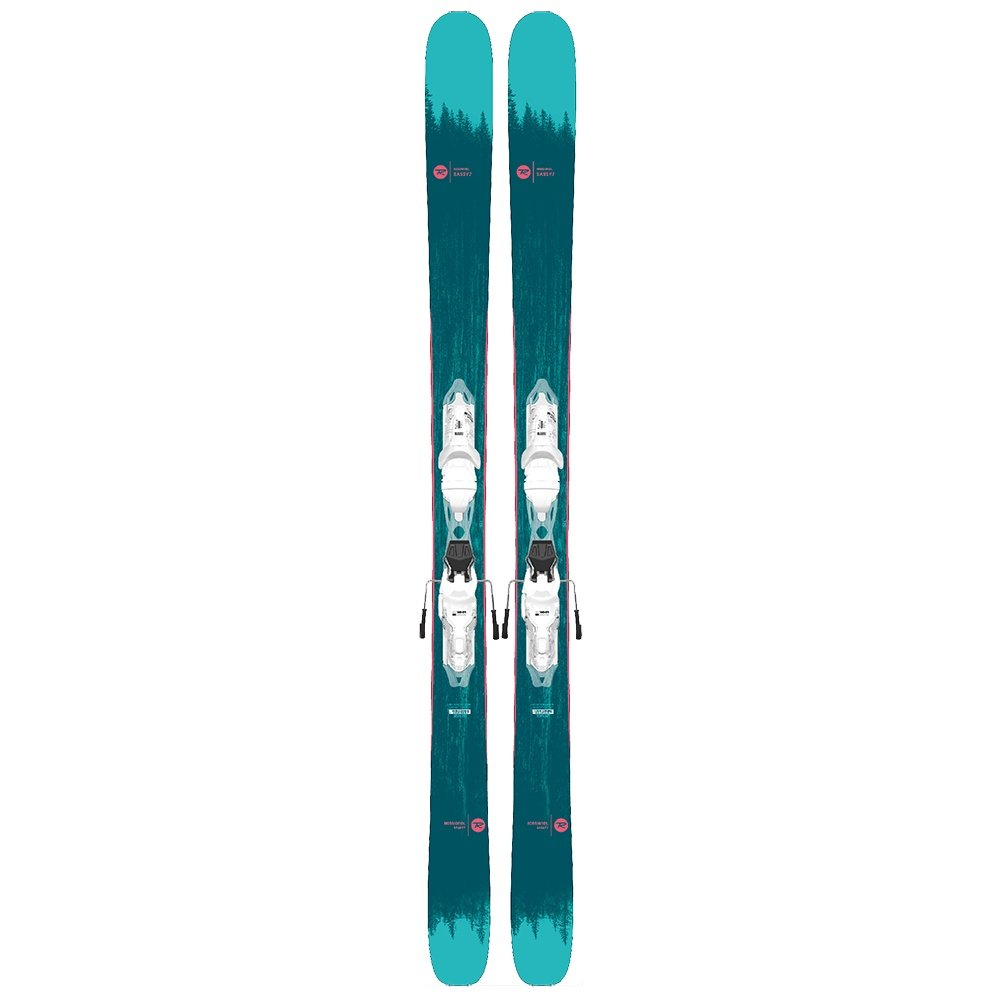 Rossignol Sassy 7 Ski System with Xpress 10 Bindings (Women's)  -