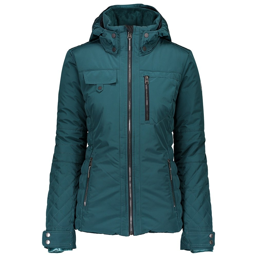 Obermeyer Leighton Insulated Ski Jacket (Women's) - Jaspen