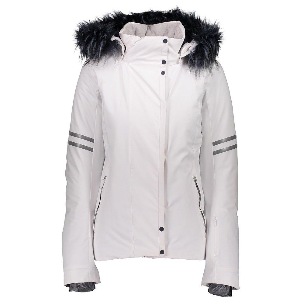 Obermeyer Nadia Insulated Ski Jacket (Women's) - White