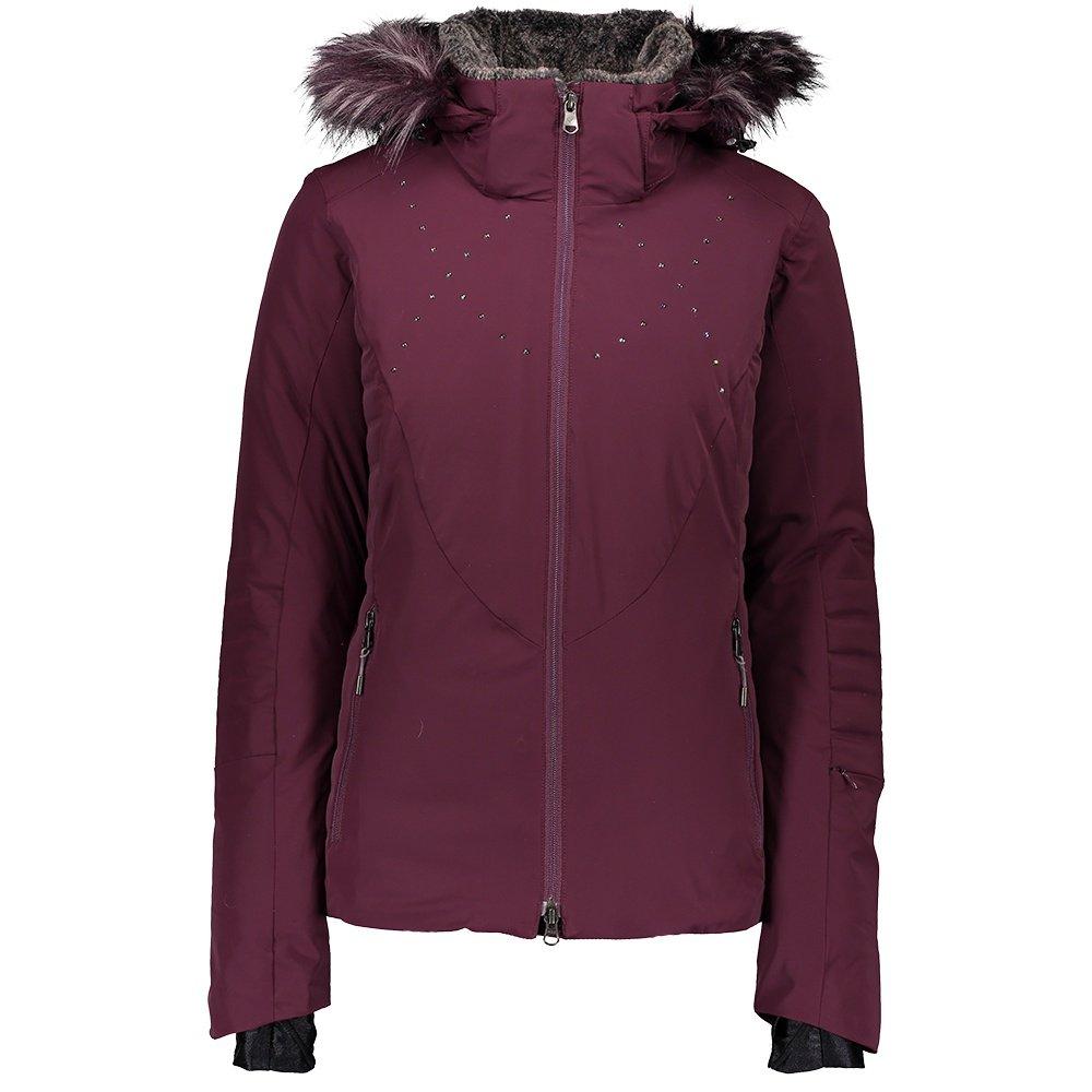 Obermeyer Evanna Down Ski Jacket (Women's) - Wine Not