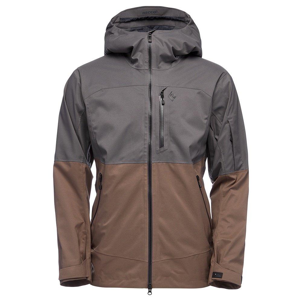 Black Diamond BoundaryLine Mapped Insulated Ski Jacket (Men's) -