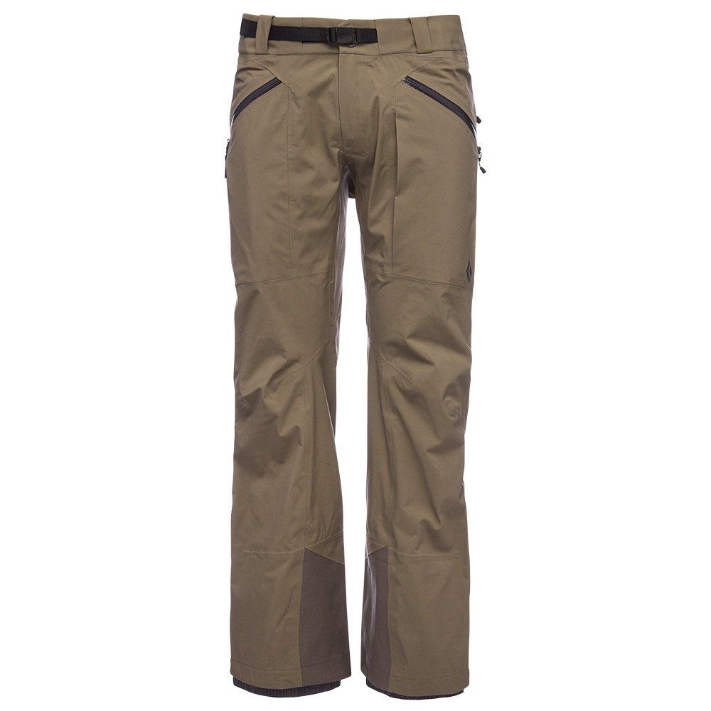 Black Diamond Mission GORE-TEX Shell Ski Pant (Men's) - Walnut