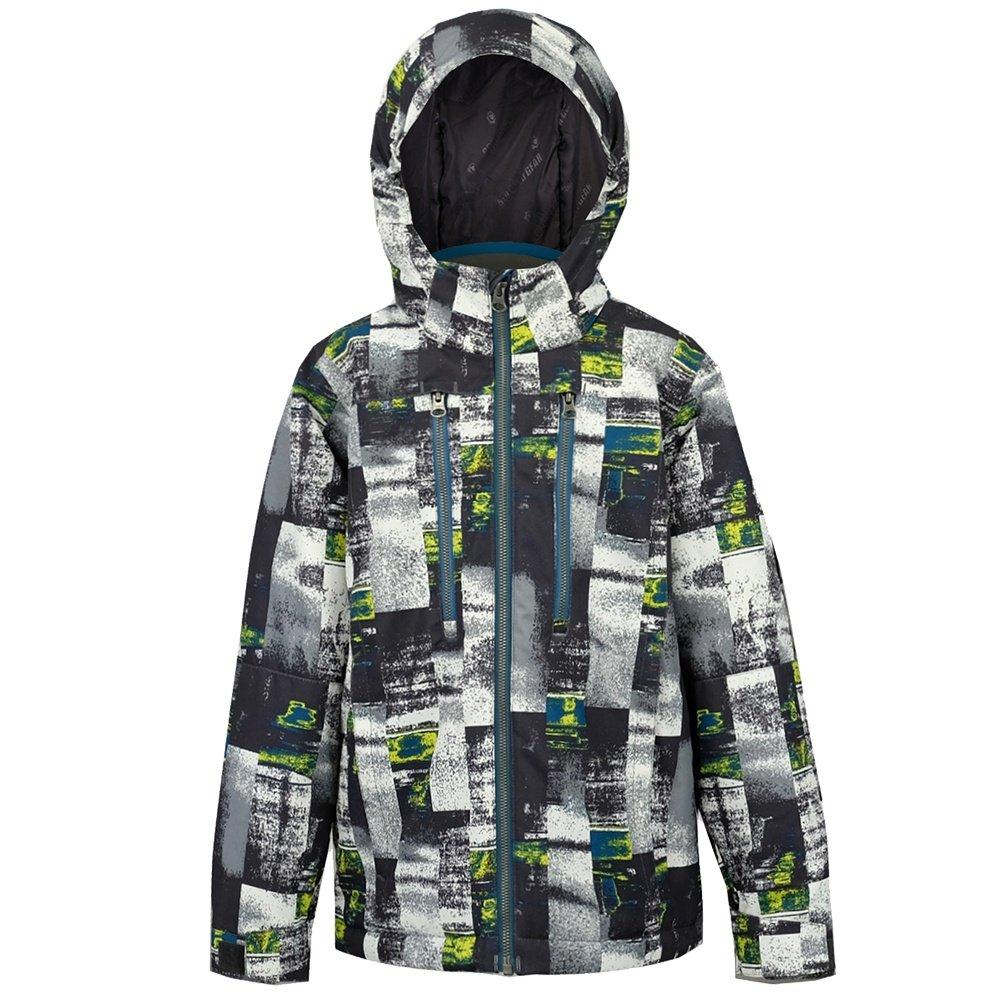 Boulder Gear Ramone Insulated Ski Jacket (Boys') - Blue Galactic