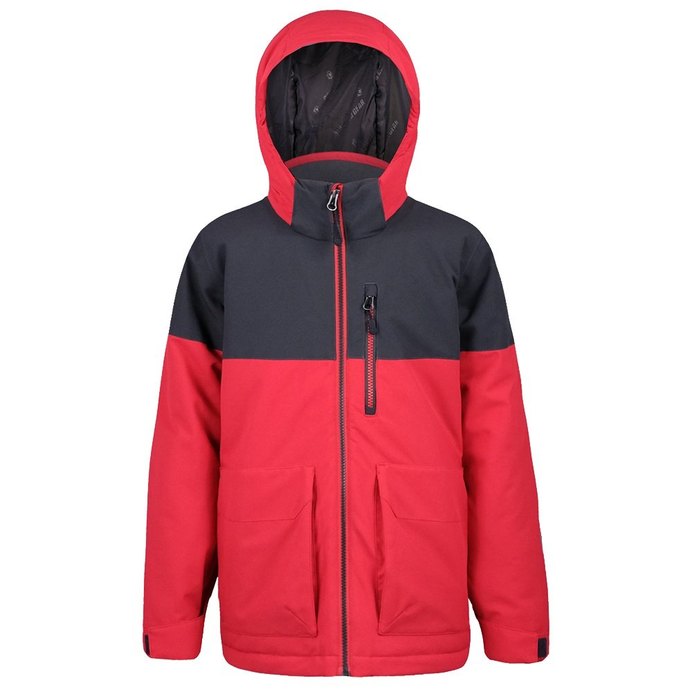 Boulder Gear Rollins Insulated Ski Jacket (Boys') - Crimson Red
