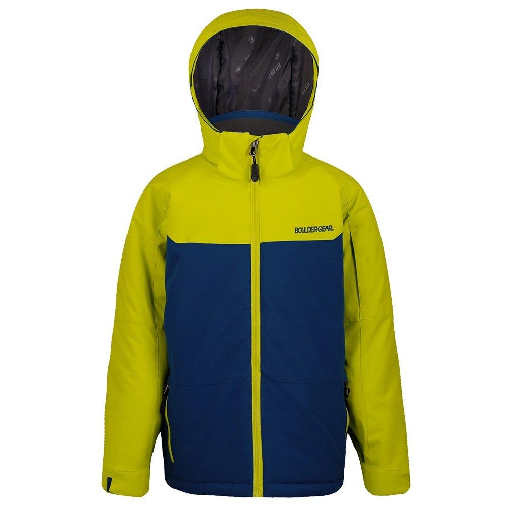 Boulder Gear Iggy Insulated Ski Jacket (Men's) - Yellow Blaze