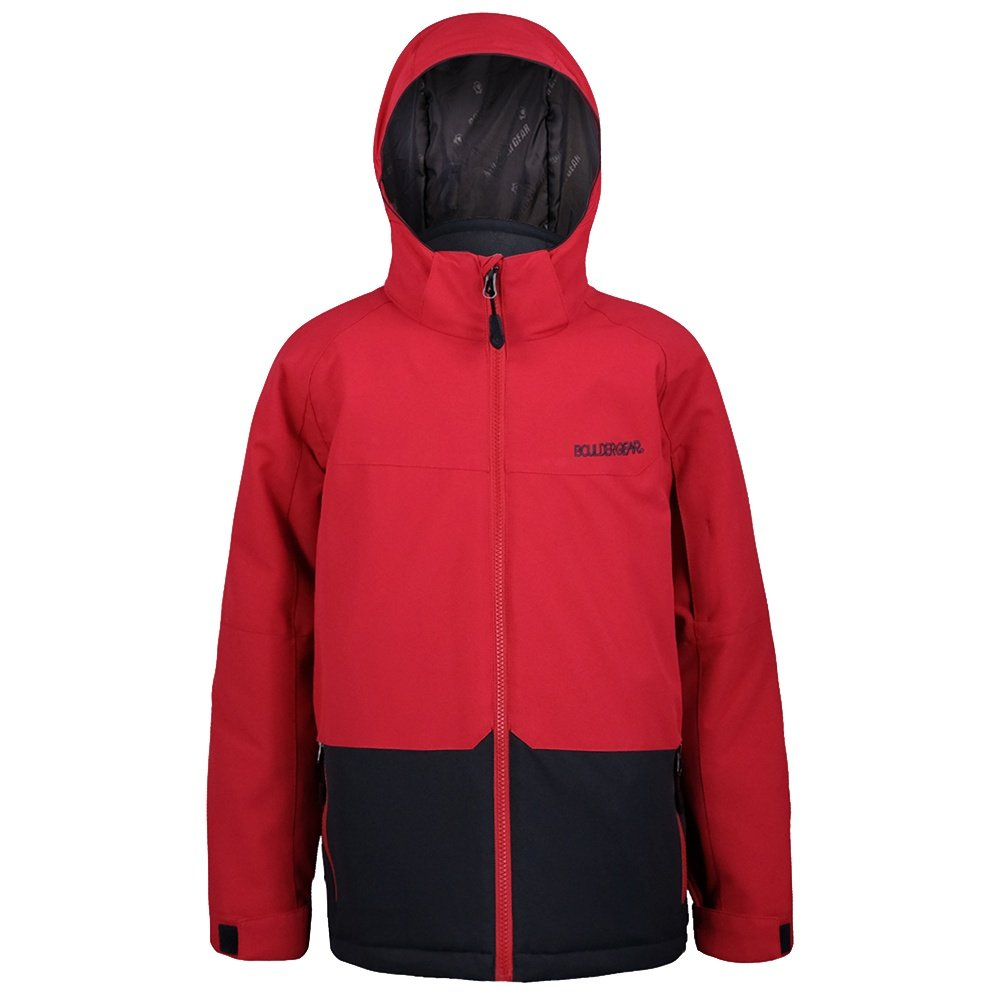Boulder Gear Iggy Insulated Ski Jacket (Men's) - Crimson Red
