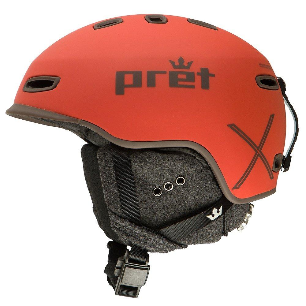Pret Cynic X Helmet (Men's) - Ember