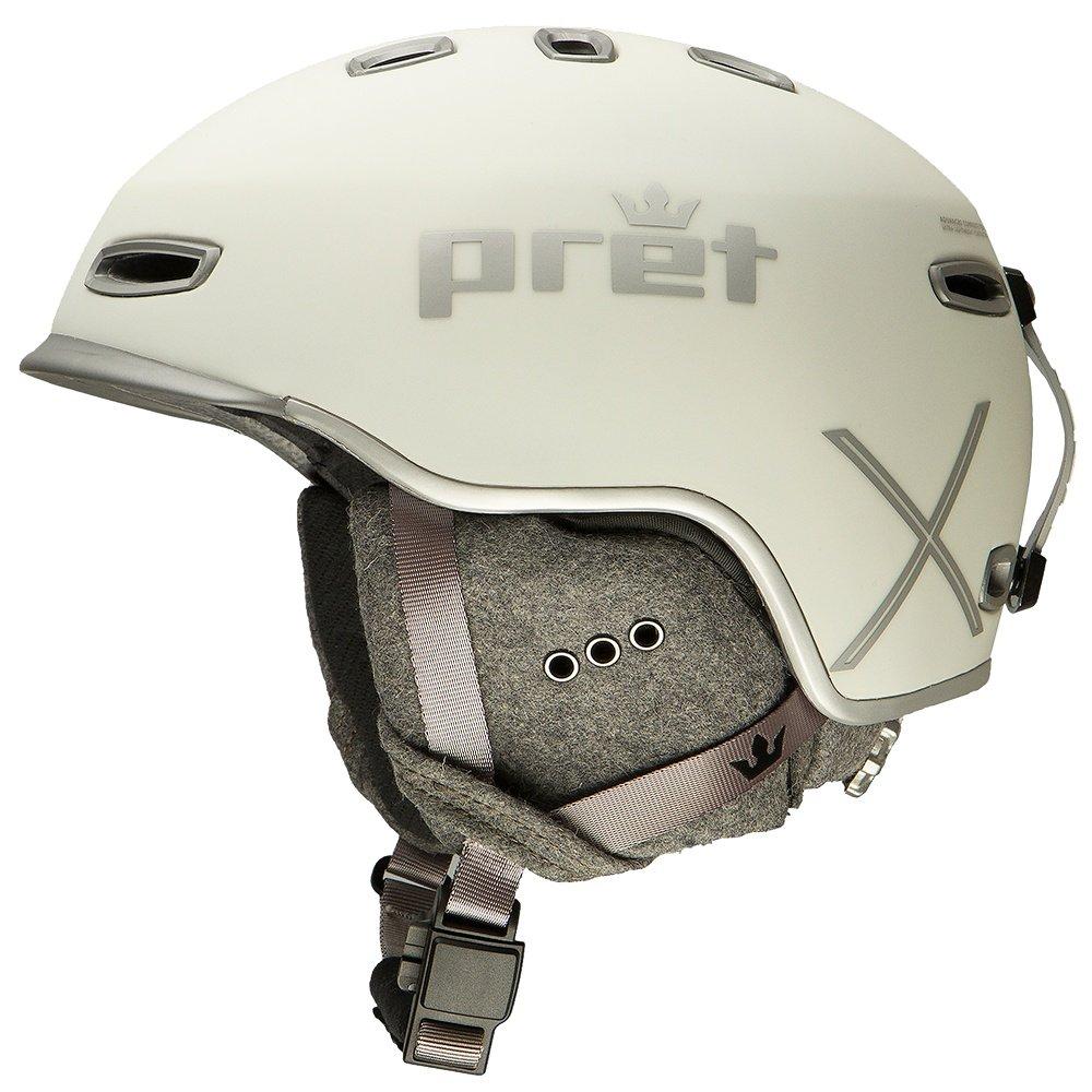 Pret Lyric X Helmet (Women's) - Chalk