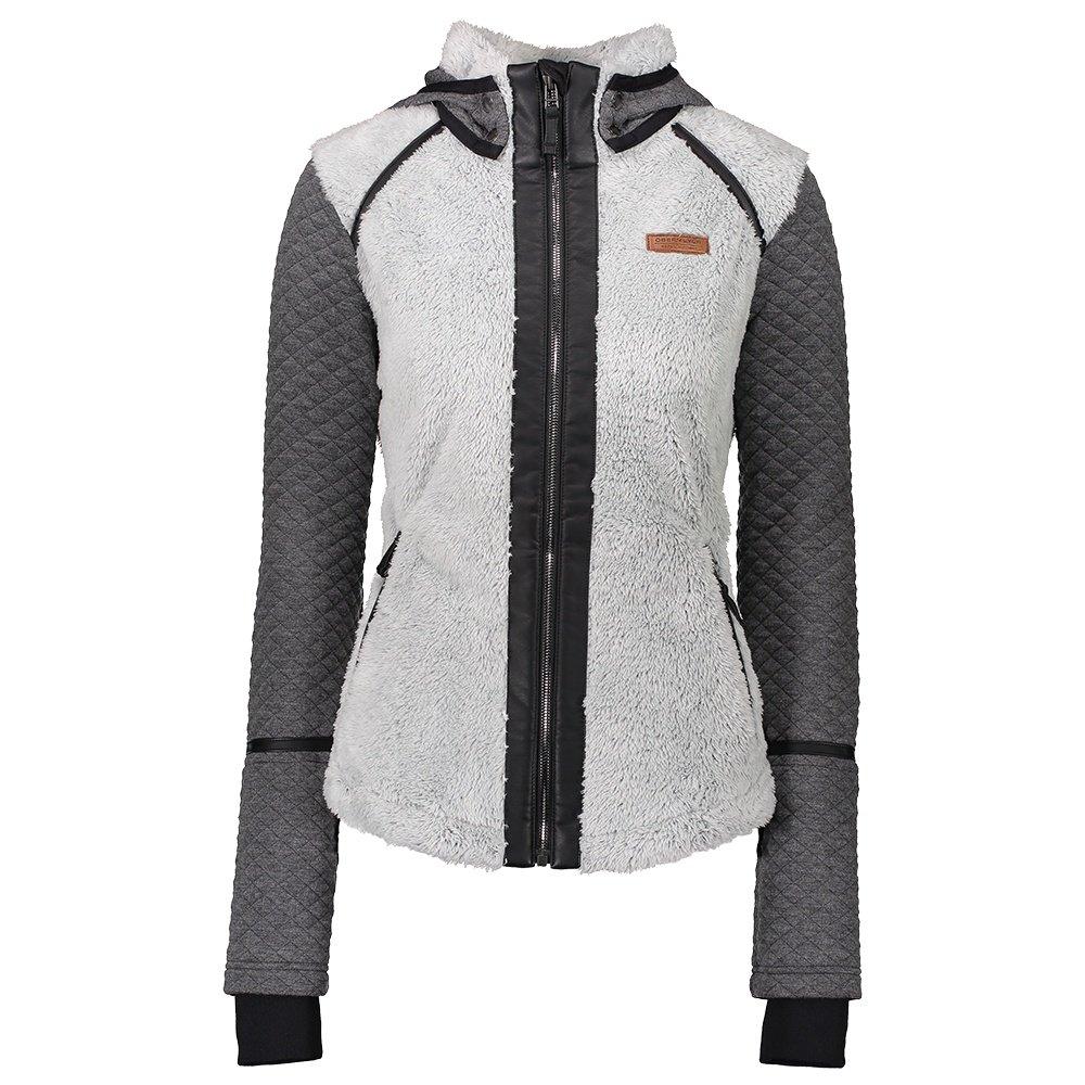 04cb53c20e3cd Obermeyer Stella Fleece Full Zip Jacket (Women's) | Peter Glenn