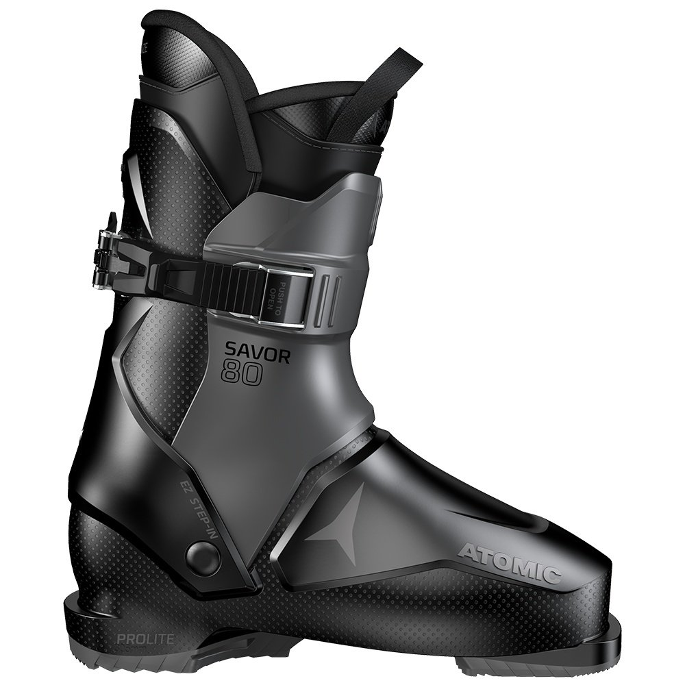 Atomic Savor 80 Ski Boot (Men's) - Black/Anthracite