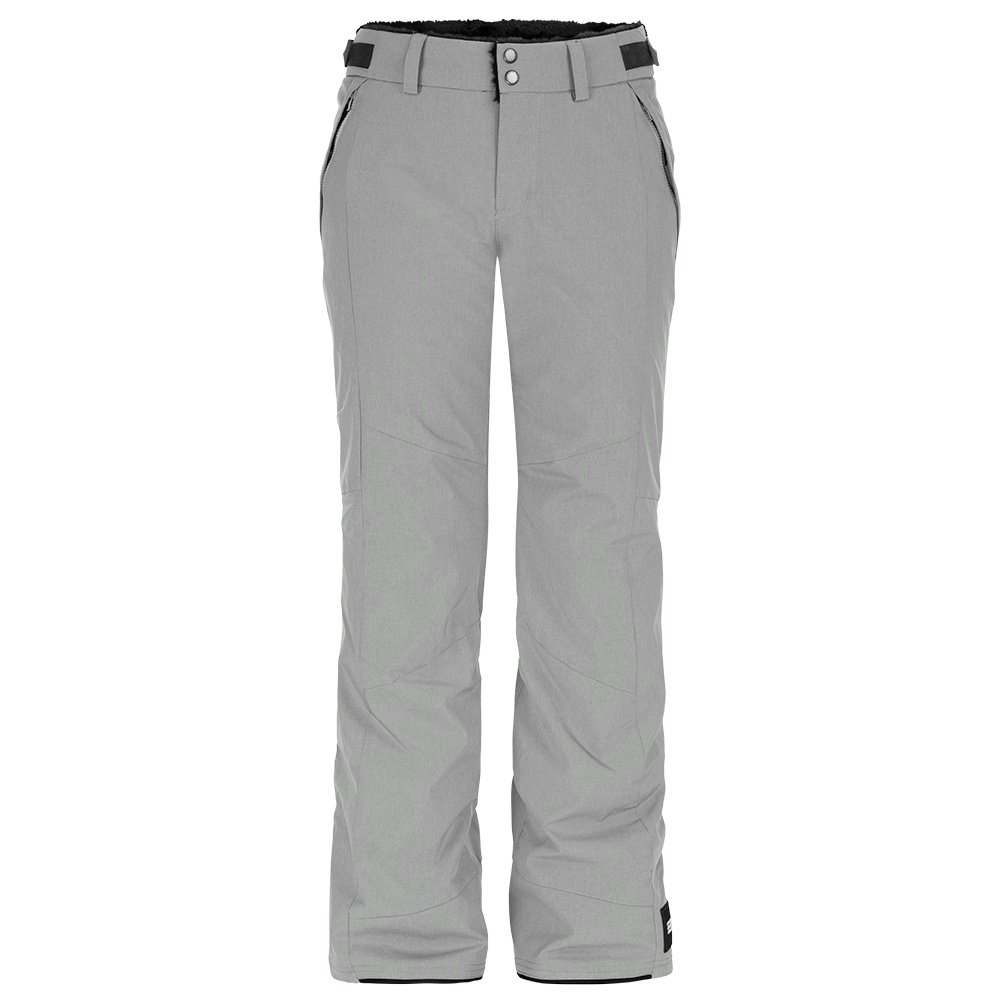 O'Neill Streamlined Insulated Snowboard Pant (Women's) - Silver Melee