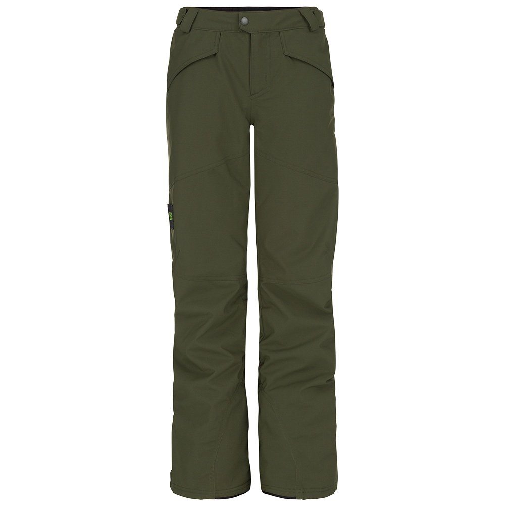 O'Neill Anvil Insulated Snowboard Pant (Boys') - Forest Night