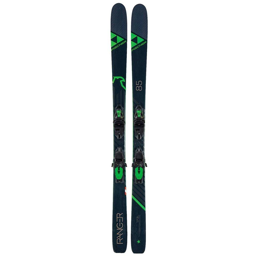 Fischer Ranger 85 Ski System with RSW 11 GW Bindings (Men's) -
