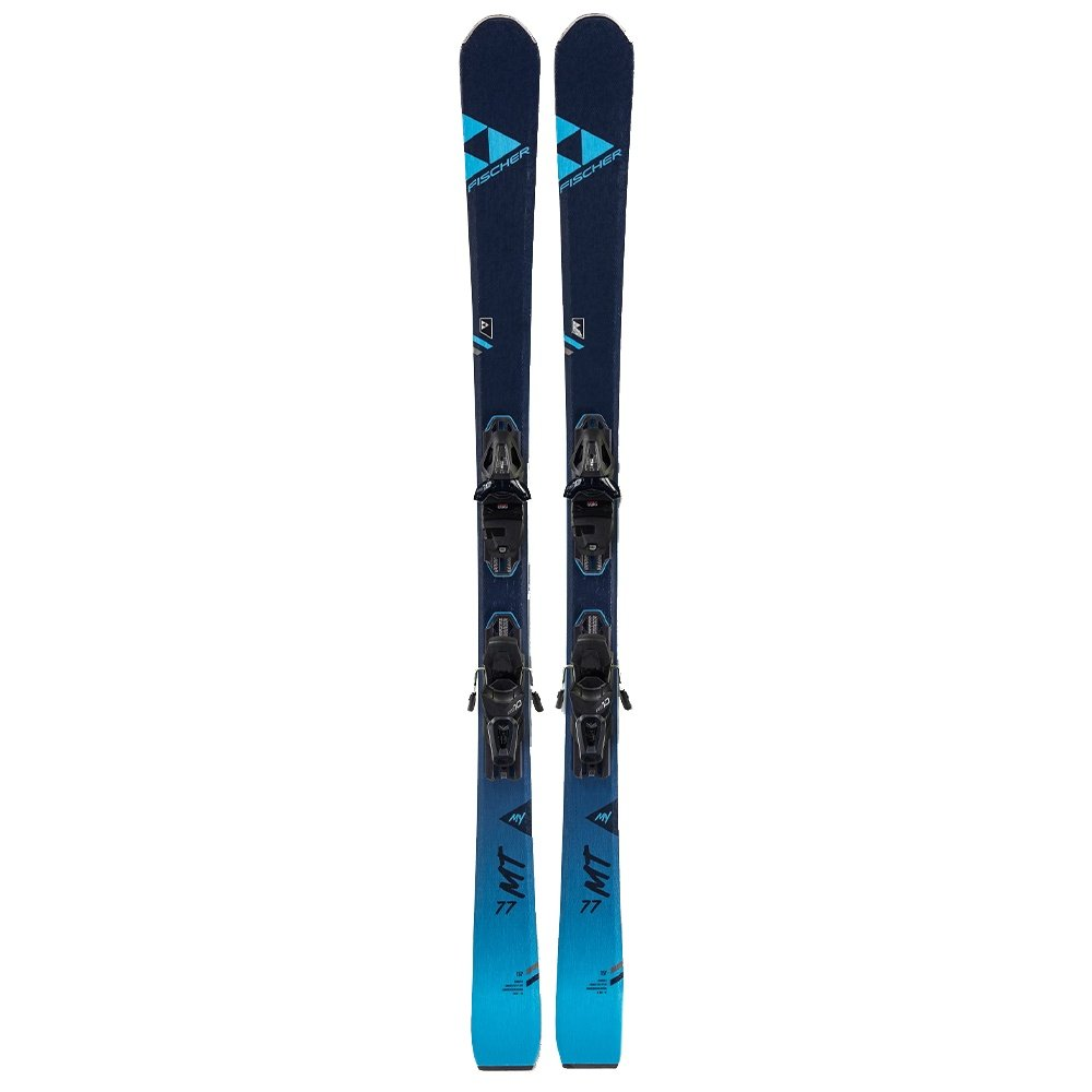 Fischer My Pro MT 77 Ski System with My RS 10 GW Bindings (Women's) -