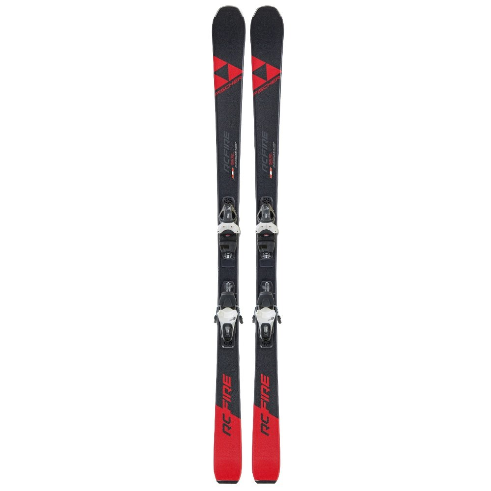 Fischer RC Fire Ski System with RS 9 GW Bindings (Men's) -