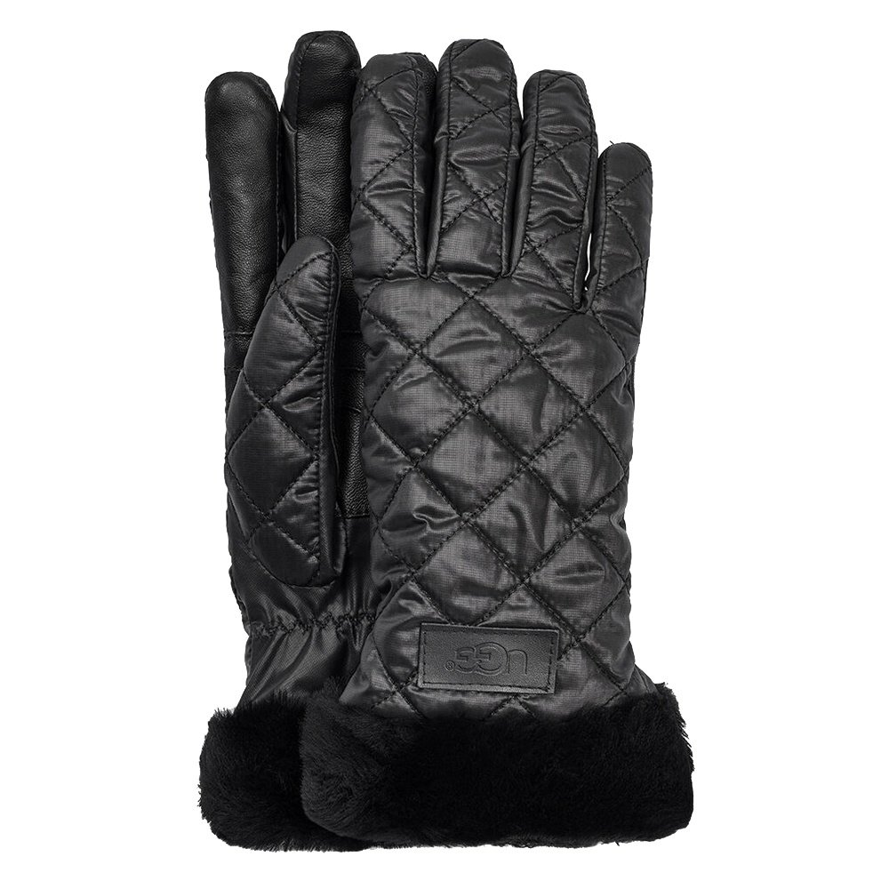 UGG Quilted Performance Glove (Women's) - Black