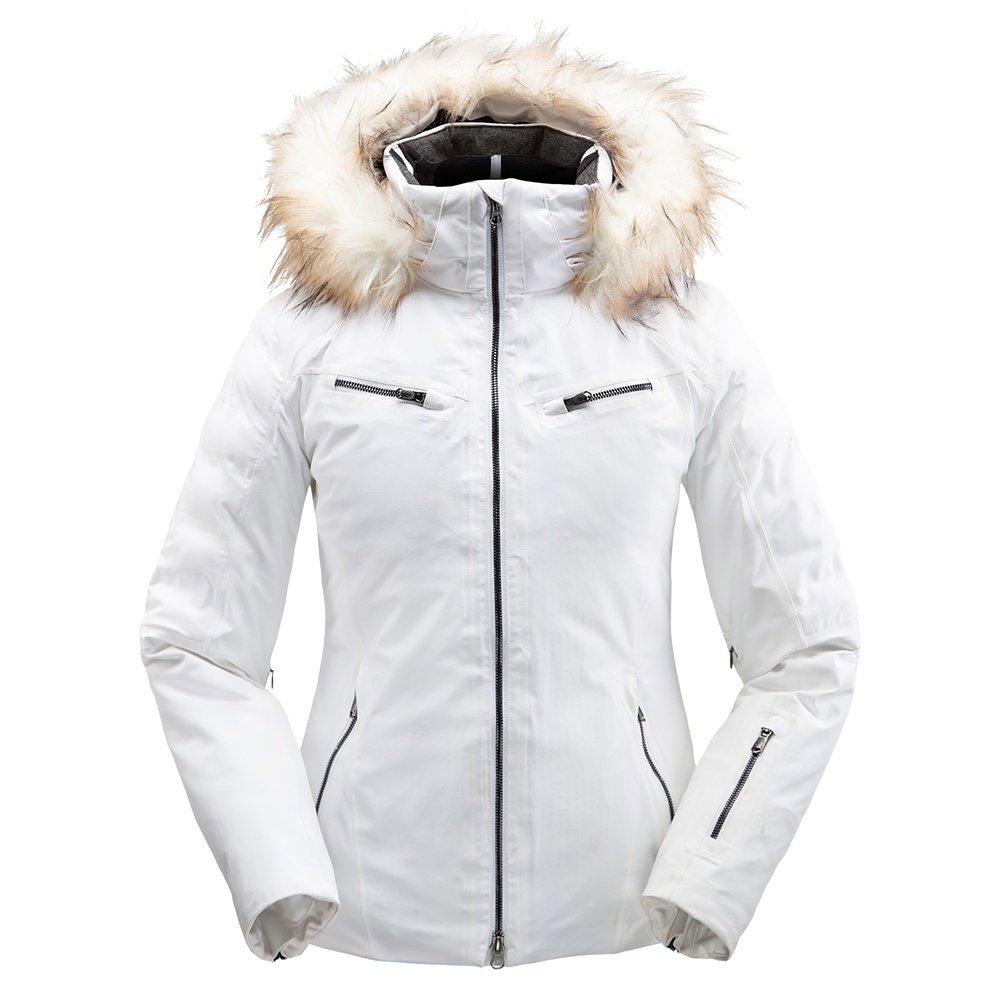 Spyder Dolce GORE-TEX Infinium Insulated Ski Jacket (Women's) - White