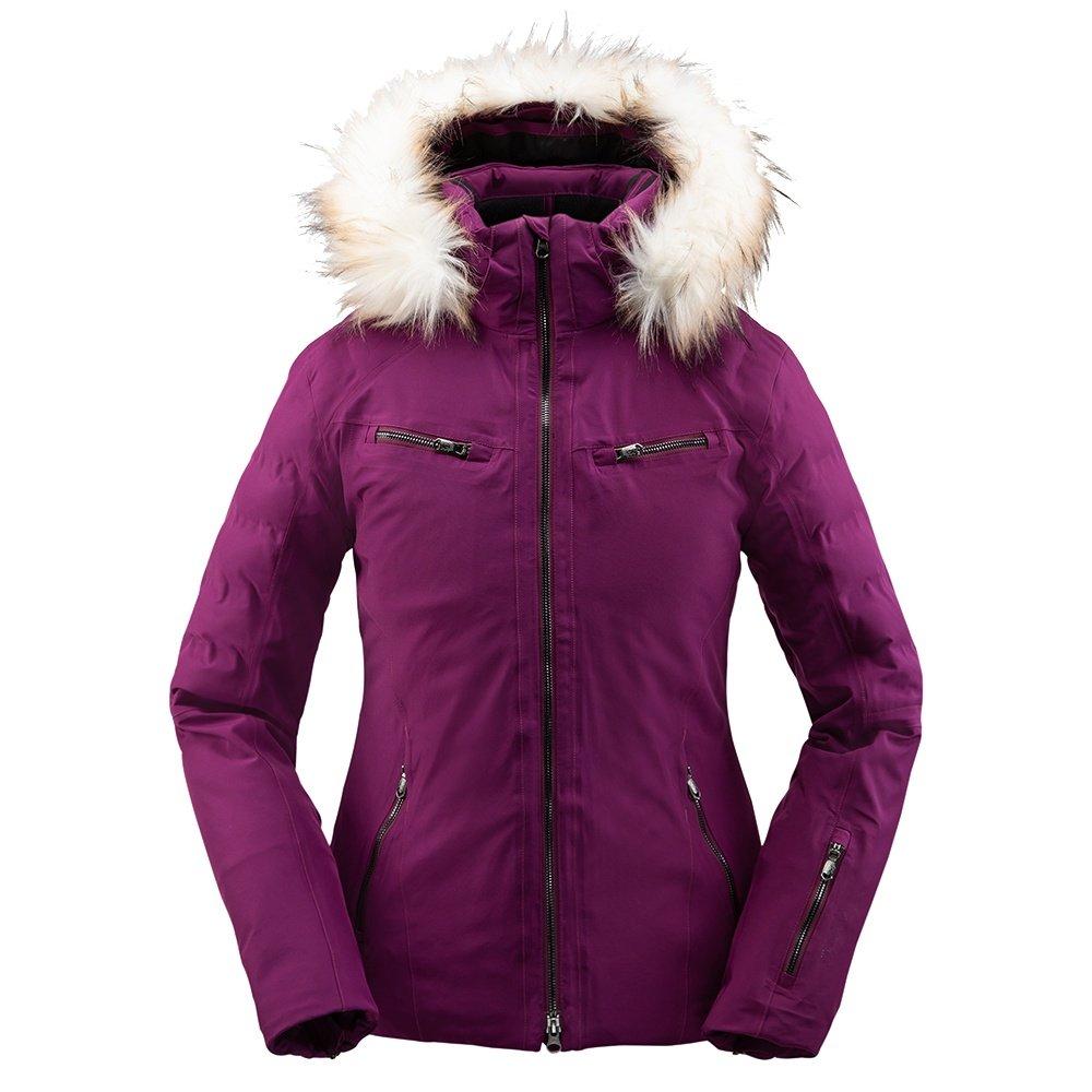 Spyder Dolce GORE-TEX Infinium Insulated Ski Jacket (Women's) - Raisin