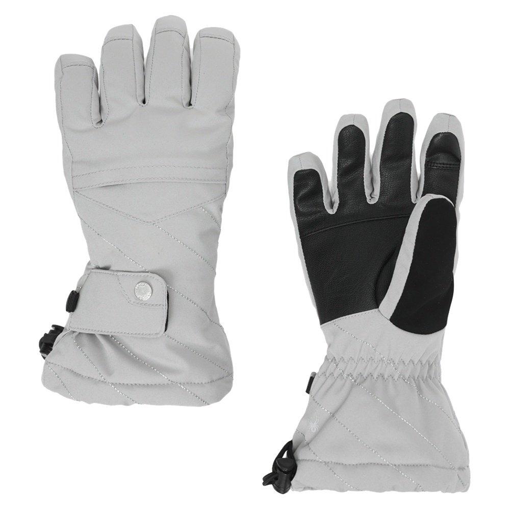 Spyder Synthesis Ski Glove (Girls') - Silver