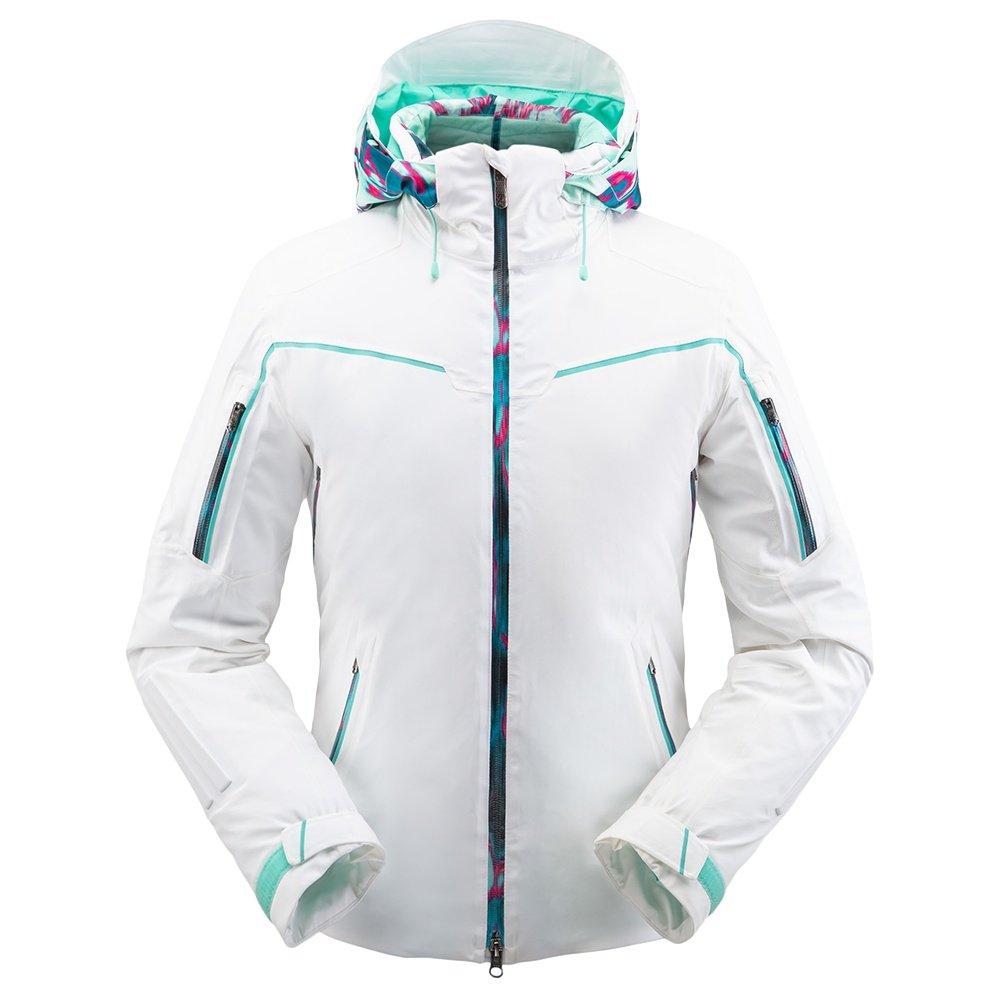 Spyder Brava GORE-TEX Insulated Ski Jacket (Women's) - White