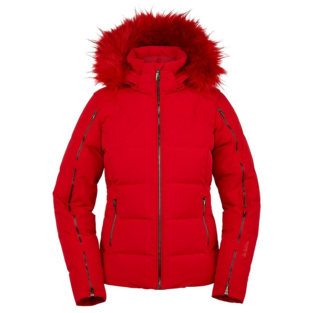 Spyder Falline GORE-TEX Infinium Down Ski Jacket (Women's) - Pulse