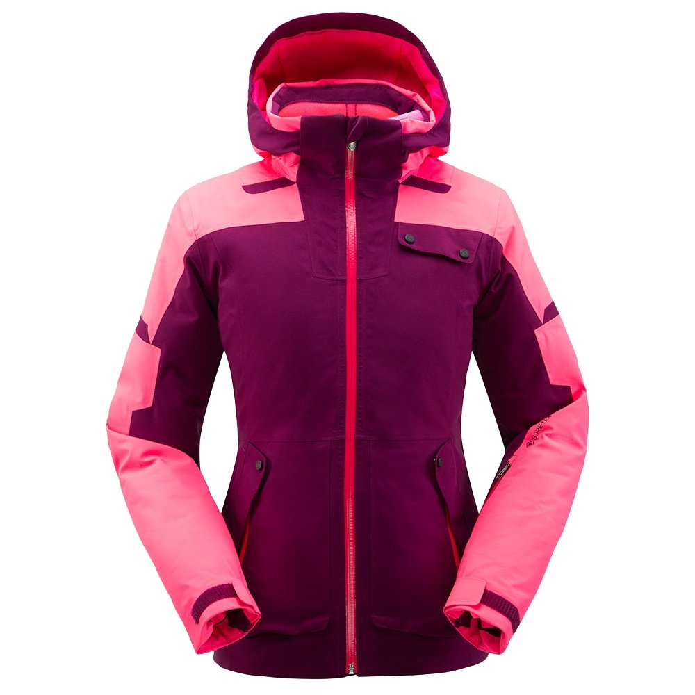 Spyder Balance GORE TEX Insulated Ski Jacket (Women's) - Raisin