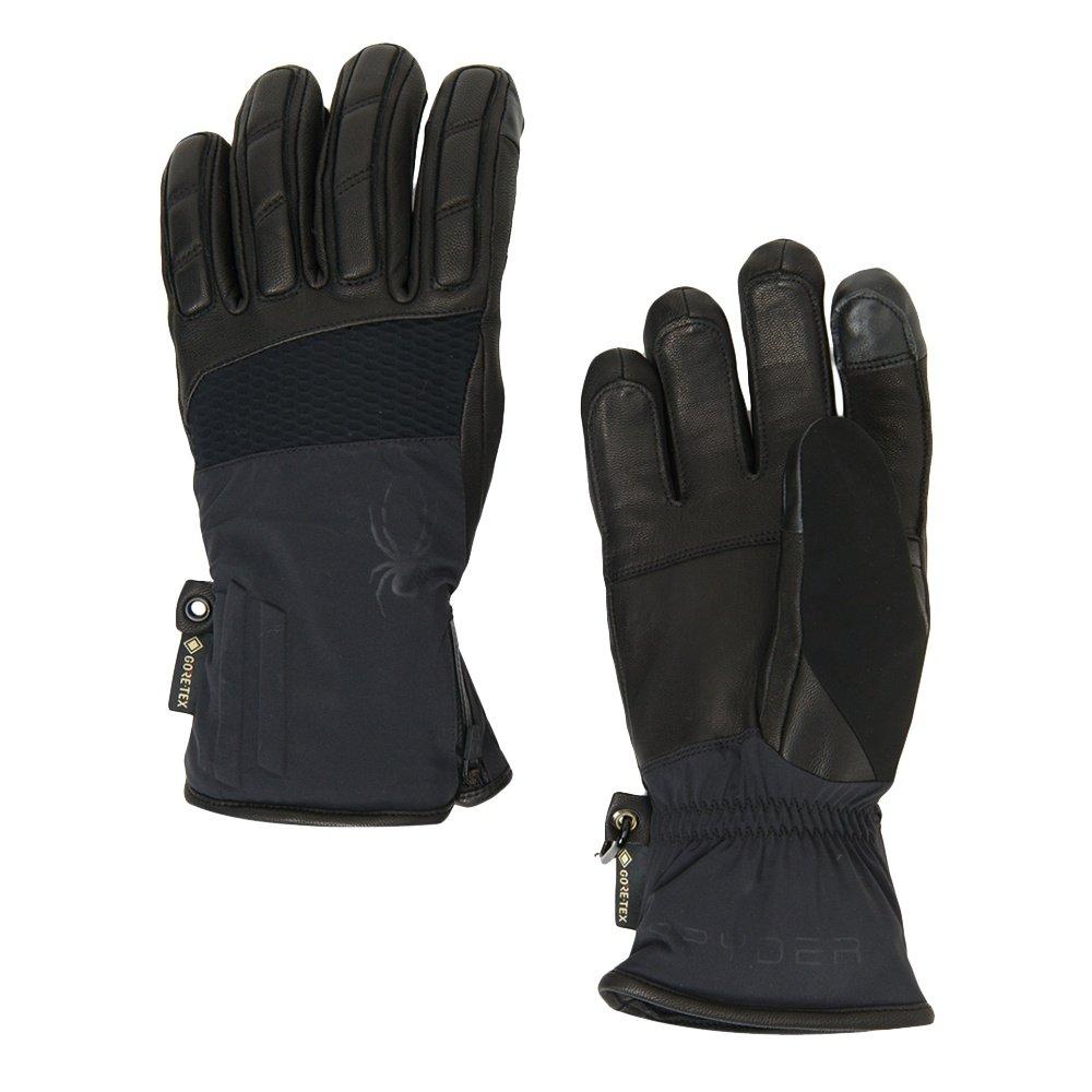 Spyder Pinnacle GORE-TEX Ski Glove (Men's) - Black