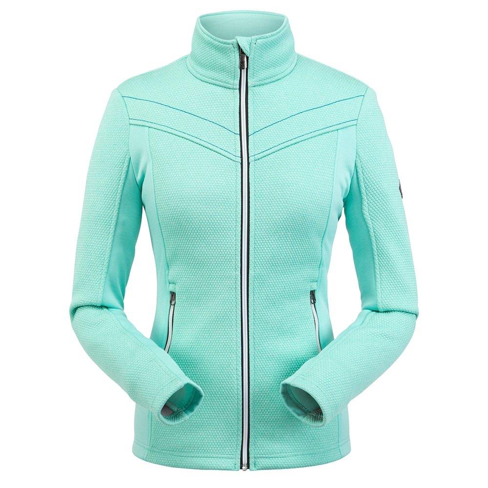 Spyder Encore Full Zip Fleece Jacket (Women's) - Vintage