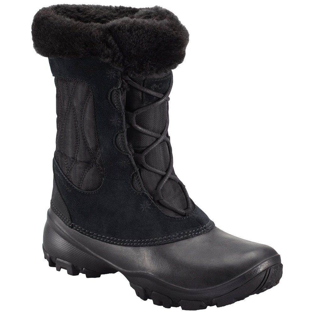 Columbia Sierra Summette IV Boot (Women's) - Black