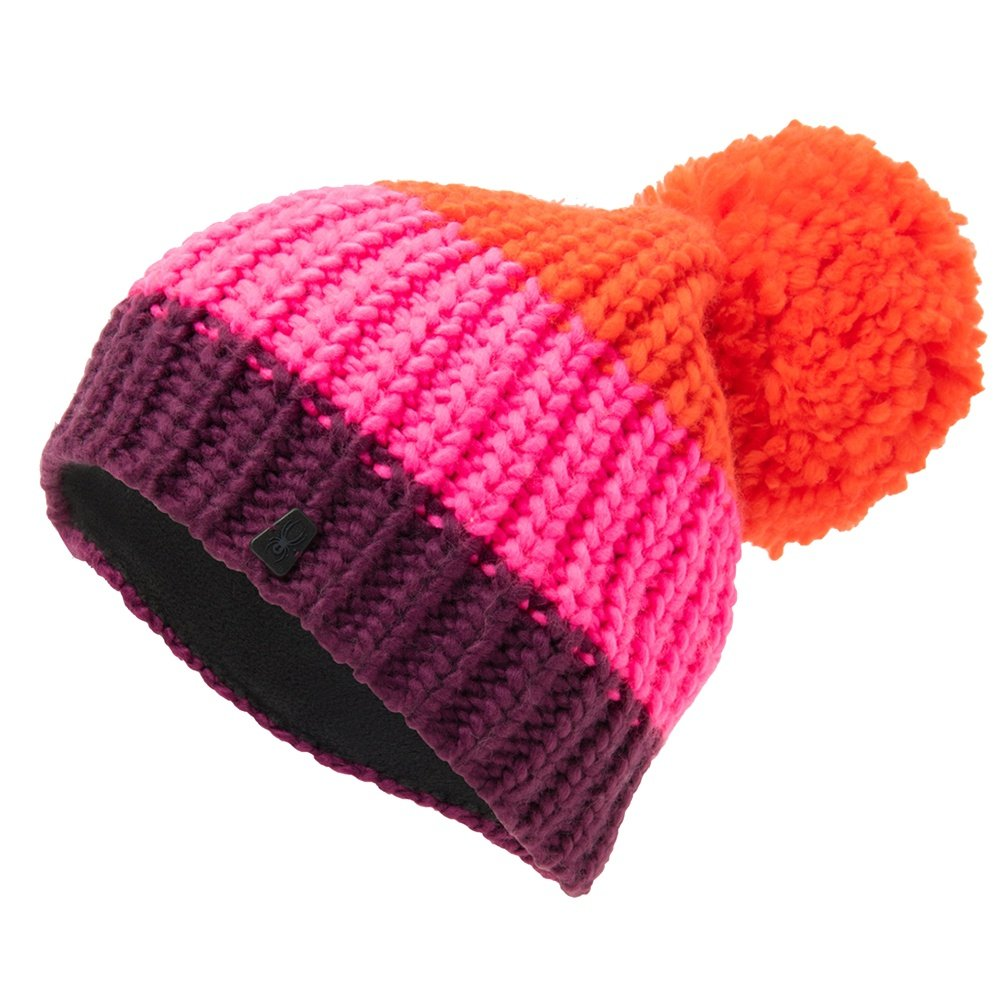 Spyder Twisty Hat (Women's) - Sizzle