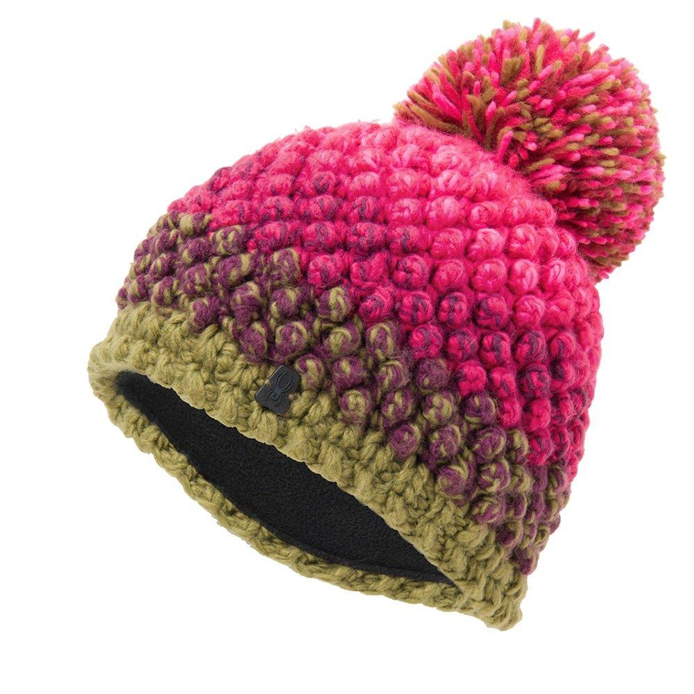 Spyder BRRR Berry Hat (Women's) - Berry