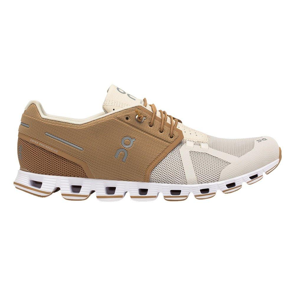 ON Cloud 50 | 50 Running Shoe (Men's) - Caramel/Pearl