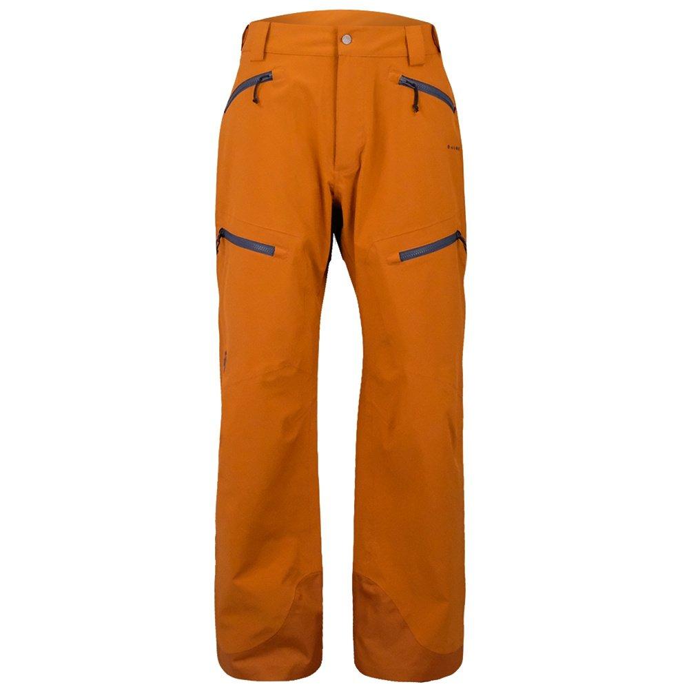 Boulder Gear Bergen 3L Shell Ski Pant (Men's) - Orange Rust