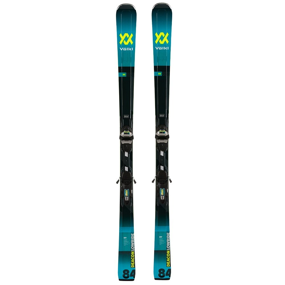 Volkl Deacon 84 Ski System with Lowride XL 13 GW Bindings (Men's) -