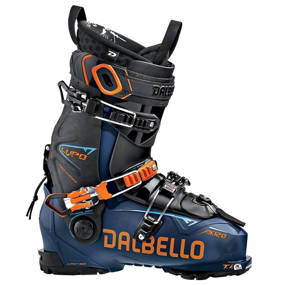 Dalbello Lupo AX 120 Ski Boot (Men's) - Blue/Black