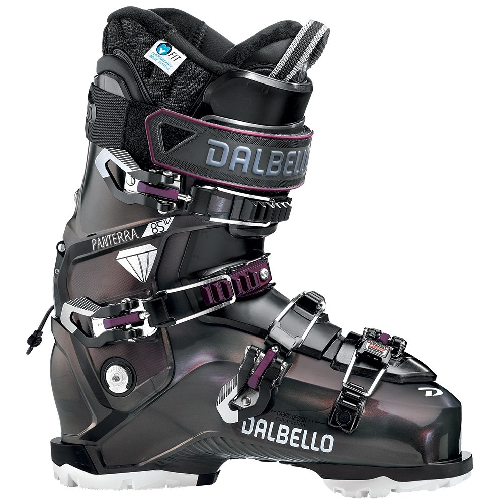 Dalbello Panterra 85 Ski Boot (Women's) - Malva/Burgandi
