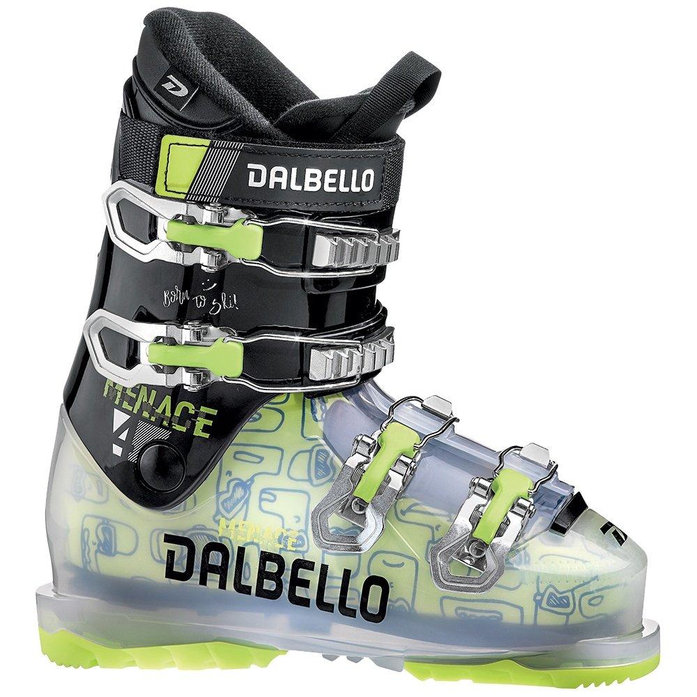 Dalbello Menace 4 Ski Boot (Kids') - Tranparent Black
