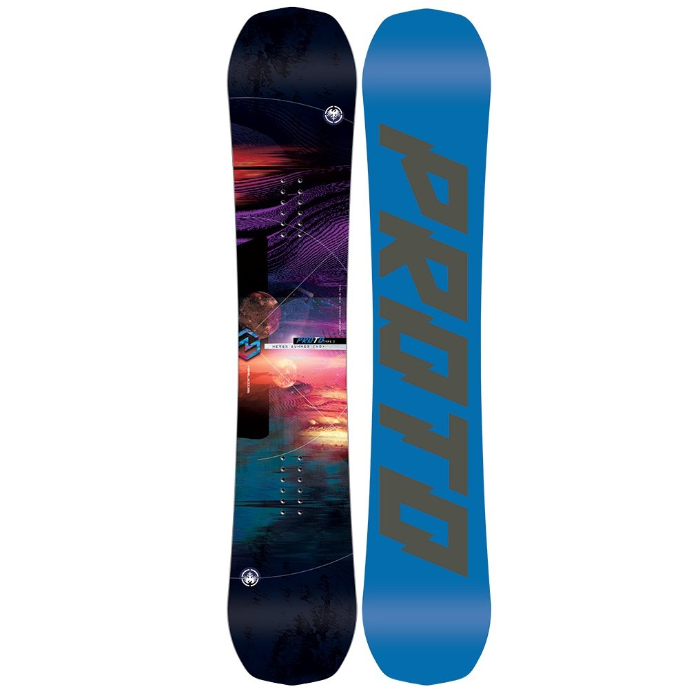 Never Summer Proto Type Two Snowboard (Women's) - 148